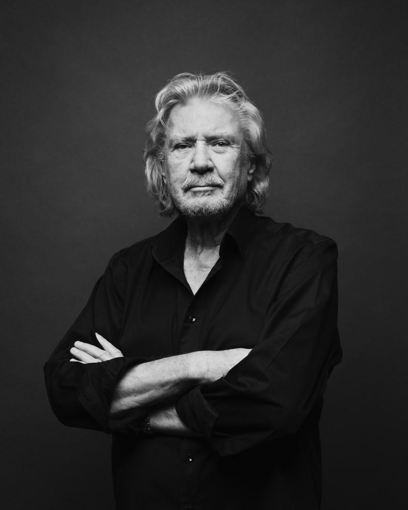 Benny Borg. Tekstforfatterfondets ærespris 2019. Pressefoto Nama.